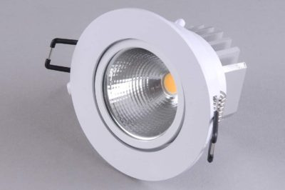 DOWNLIGHT MA 3000K-5W 85 x 55 x 85mm EMPOTRAR