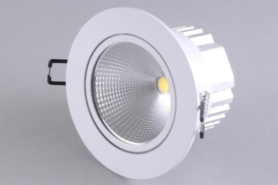 DOWNLIGHT MA 6000K-10W 110 x 60mm EMPOTRAR