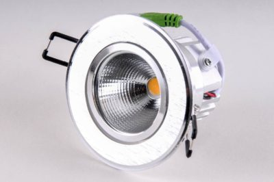 DOWNLIGHT MB 6000K-7W 85 x 55 x 85mm EMPOTRAR