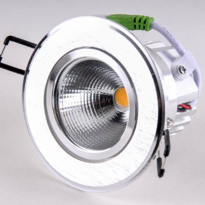 DOWNLIGHT MB 3000K-7W 85 x 55 x 85mm EMPOTRAR