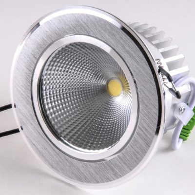 DOWNLIGHT MB 6000K-10W 110 x 60 x 110mm EMPOTRAR