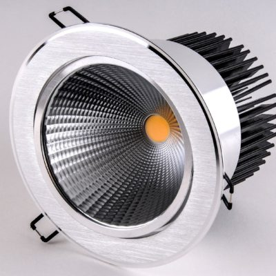 DOWNLIGHT MB 6000K-30W 160 x 130 x 160mm EMPOTRAR