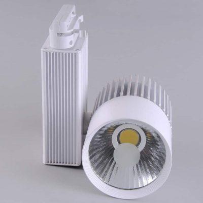FOCO LED PARA CARRIL-MKS001 4000K-30W