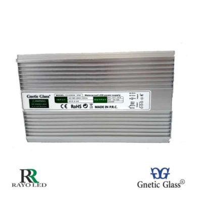FUENTE PARA TIRA LED IP67 para exterior 250W