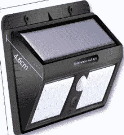 V684-SOLAR SESOR-8W*2